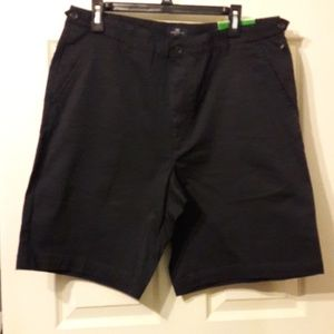Dockers Flat front relaxed fit shorts size 34.